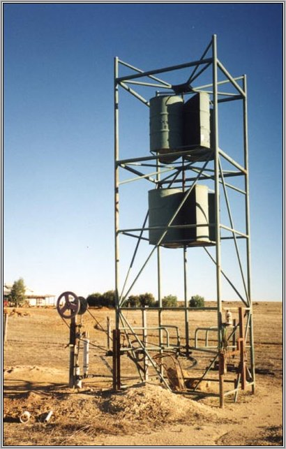 homemade water pumping Savonius wind turbine from The Encyclopedia ...